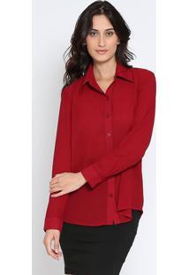 Camisa Lisa - Vinhomoisele