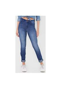 Calça Jeans Coca-Cola Jeans Skinny New York Azul