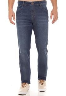 Calça Jeans Z-32 Slim Fit Masculina - Masculino