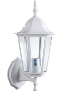 Arandela Biancoluce Colonial Branca 37Cm Nice Alta Ac204P Luminárias