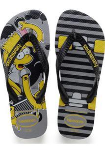 Sandália Havaianas Simpsons