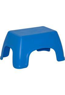 Banquinho Infantil Catty Basic Azul
