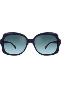 Óculos Solar Bond Street Q. Elizabeth Feminino - Feminino-Azul