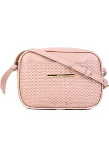 Bolsa Anacapri Mini Bag Eco Montreal Feminina - Feminino-Nude