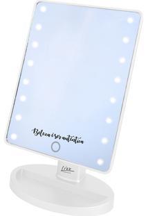 Espelho Beauty Com Led Branco - Lizz