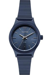 Relógio Technos Elegance Boutique Azul 2035Mmi/4A