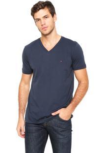 Camiseta Tommy Hilfiger Lisa Azul-Marinho