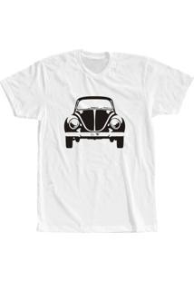Camiseta Sir.W Fusca Branco