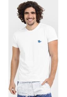 Camiseta Rg 518 Básica Bordado - Masculino