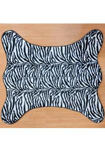 Tapete Dourados Enxovais Formato Cacador Zebra