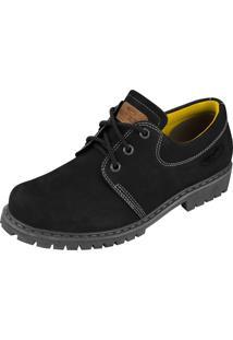 Sapato Beeton Walker402N Preto