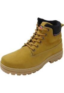 6e56264a024 ... Bota Atron Shoes 256 Amarelo