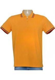 Camisa Masc Cavalera Clothing 03.01.0645 Amarelo