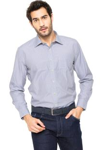 Camisa Blue Bay Refined Azul