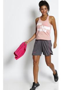 Regata ''My Fit Life'' - Laranja Claro &Physical Fitness