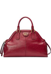 Gucci Bolsa Tote 'Re(Belle)' Média - Vermelho