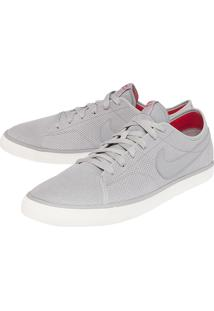 Tênis Couro Nike Sportswear Primo Court Cinza