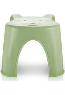 Banquinho Jacki Design Ayj17255-Ve Verde Unico