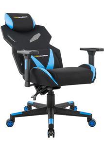 Cadeira Pro Gamer Z- Azul & Preta- 129X71X62Cmrivatti