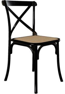 Cadeira De Jantar Katrina Preta