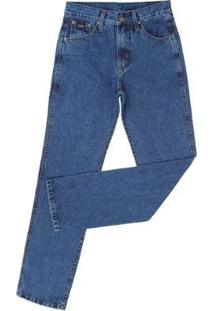 Calça Jeans Country Fast Back Masculina - Masculino-Azul