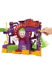 Imaginext Fabrica De Risada Mattel Bft55 054719