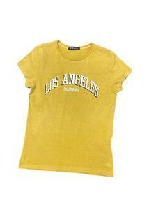 T-Shirt Estonada Los Angeles