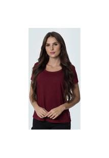 T-Shirt Osmoze 06 Jeans 602110168 Roxo