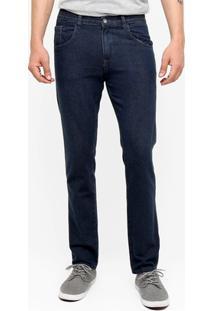 Calça Jeans Preston Tradicional - Masculino