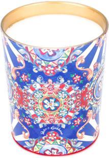 Dolce & Gabbana Vela Aromatizada - Estampado