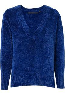 Blusa Sparkle (Azul Medio, Gg)