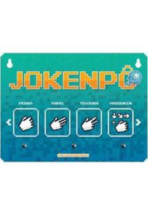 Porta Chave Jokenpo Geek10 - Multicolorido