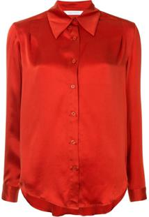 Nobody Denim Camisa Gabrielle - Vermelho