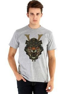 Camiseta Ouroboros Manga Curta Wild Samurai Ii - Masculino