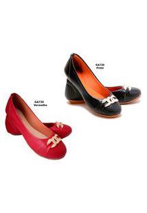 Kit 2 Pares Sapatilhas Feminina Estilo Shoes