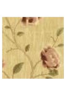 Papel De Parede Italiano Corte Antica 8211 Vinílico Com Estampa Contendo Floral