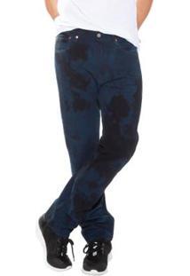 Calça Jeans Levi'S Original Masculina - Masculino-Marinho