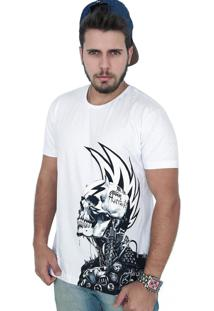 Camiseta Hunter Eternal Branco