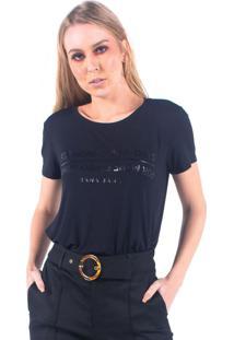 Tshirt Estampada Casual Bana Bana