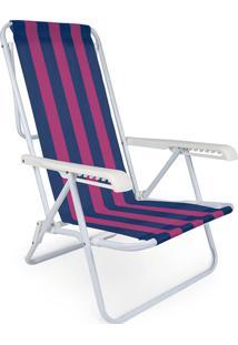 Cadeira Reclinável 8 Posições 2231 Mor