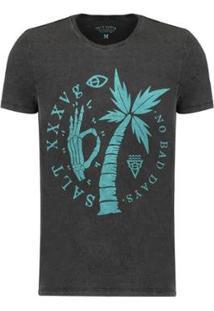 Camiseta Salt 35G Bad Masculina - Masculino