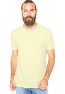 Camiseta Calvin Klein Jeans Ckj Verde