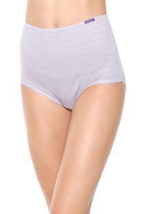 Calcinha Marcyn Hot Pant Canelada Lilás