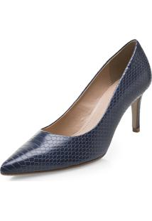 Sapatos Femininos Corello Scarpin Vermelho