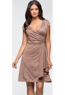 318c0ed8b0 Vestido Bolinha Bonprix feminino