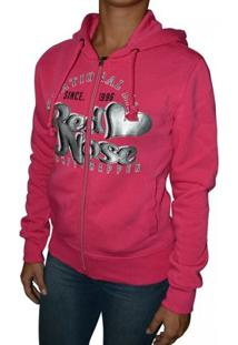 Jaqueta Red Nose - Feminino-Pink
