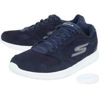 Tênis Skechers Go Walk City Champion Azul c247a935ae851