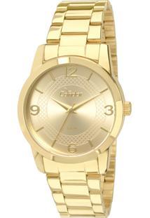 Relógio Condor Co2035Klp/4D Dourado