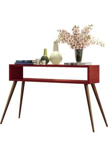 Aparador Decorativo Lyam Decor Lara Vermelho - Vermelho - Dafiti