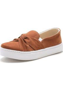 Sapatênis Top Franca Shoes Slip On Feminino - Feminino